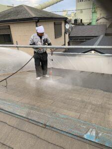 高圧洗浄 茨木市